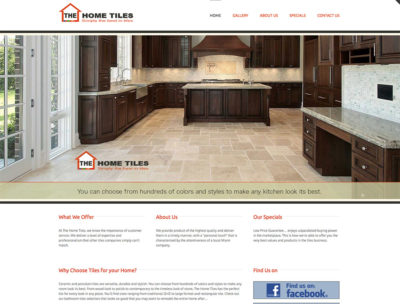 The Home Tiles