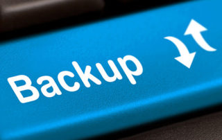 Instant Solutions backup data