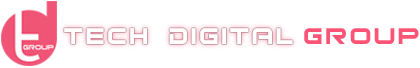 Tech Digital Group | Web Design, Development Retina Logo